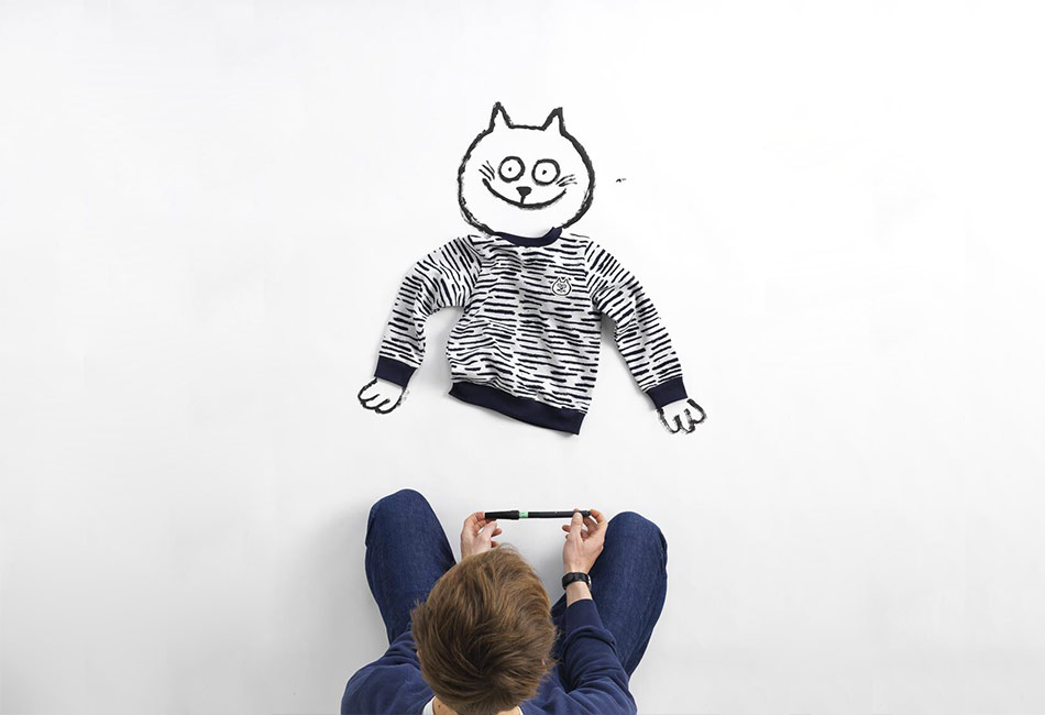 La collection collector Petit Bateau & Jean Jullien